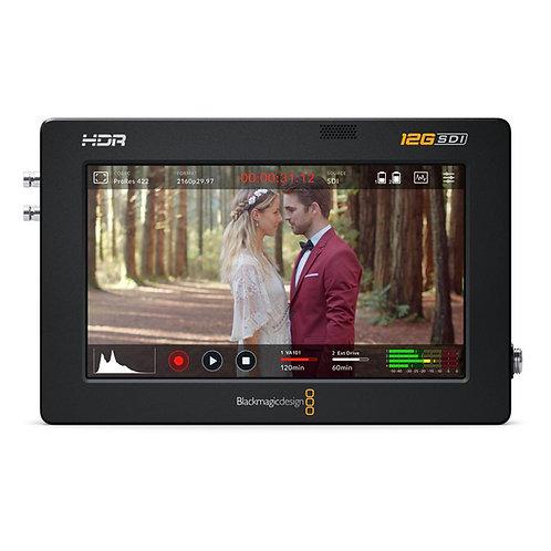 BlackmagicDesign HYPERD/AVIDA12/5HDR Blackmagic Video Assist 5 12G HDR