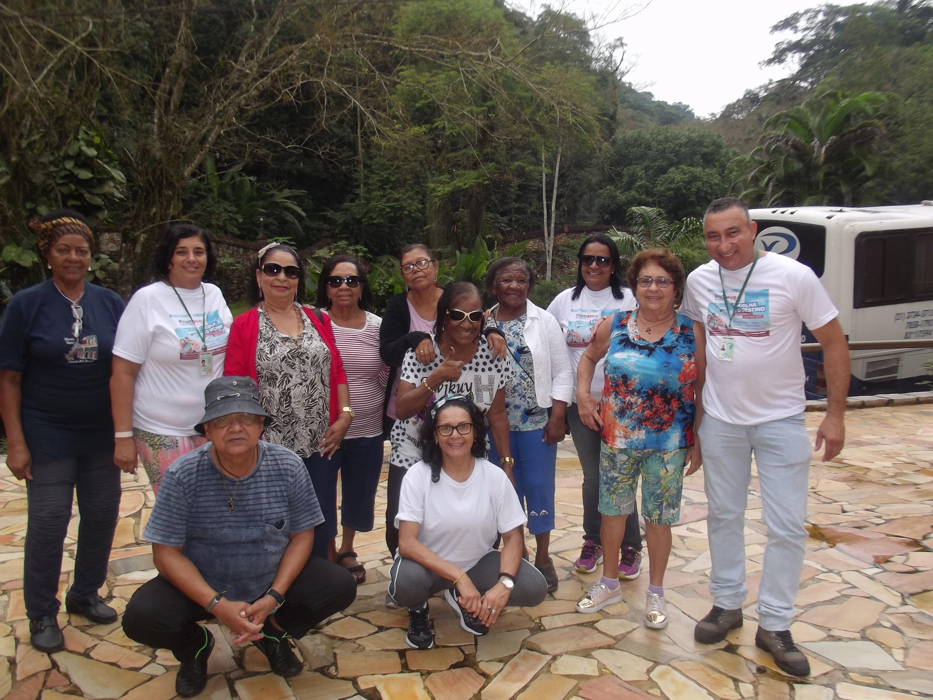 Excursão Grupo Ginástica da 3ª Idade