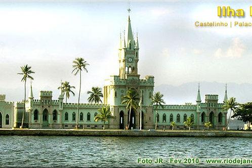 Excursão Ilha Fiscal Fascinante