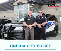 ONEIDA CITY PD