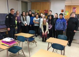 Educating Youth on Marijuana & Other Drugs - Chittenango 7th Grade Health