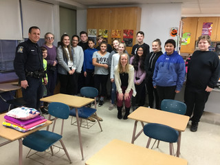 Educating Youth on Marijuana & Other Drugs - Chittenango 7th Grade Health