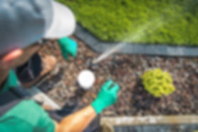 Garden Water irrigation systems design and installation in Union City CA