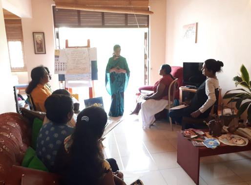 TFT Income Generation Workshop For Mothers