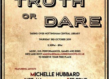 True or Dare - The Library Take Over