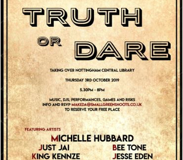 True or Dare - The Library Take Over