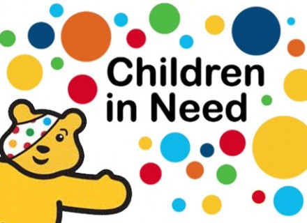 FUEL will be raising money for Children in Need 2017