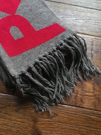A Cold Wall AW16 Extra Long Polythene Scarf