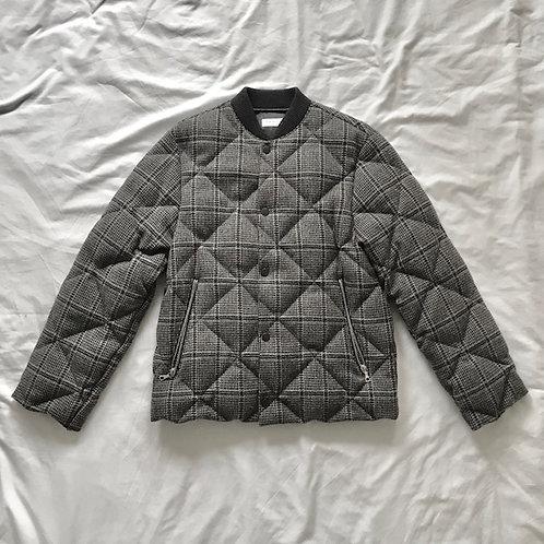 Dries Van Noten Autumn-Winter 2013 Quilted Tweed Jacket
