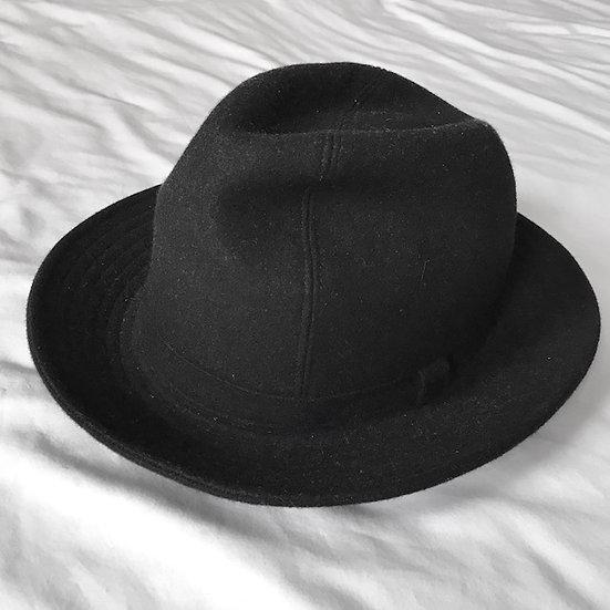 Yohji Yamamoto unstructured hat