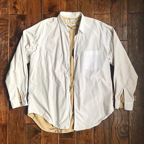 Comme des Garçons SHIRT unique reversible shirt
