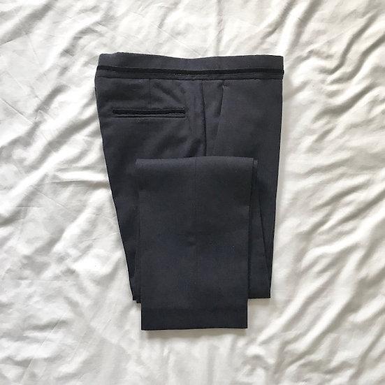 Haider Ackermann Autumn-Winter 2015 Cropped Mens Trousers