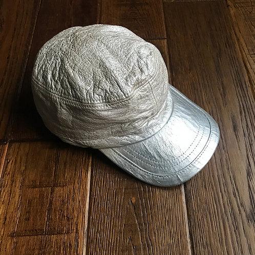 Rick Owens Archive Mainline Fiedel Leather Cap