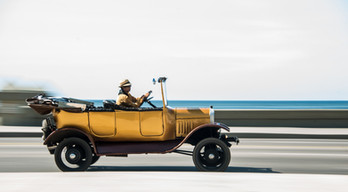 1920s Ford Model T