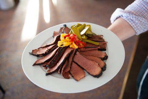 Smoked Meat Platter