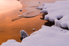 Snow, Ice, and Water