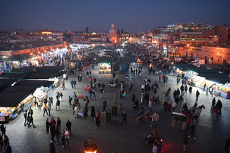 Marrakech Souk, Morocco
