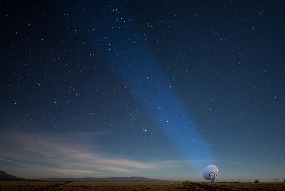 Very Large Array (VLA) Radio Telescope