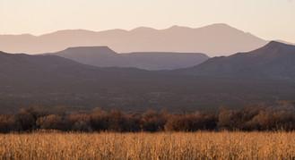 Chupadera Mountain Range