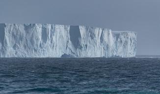 5-Mile Long Tabular Iceberg