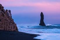 Reynisfjara Sea Stacks