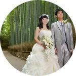 結婚前撮りロケ撮影