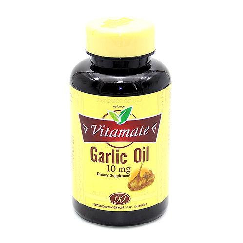 VITAMATE Garlic Oil 10 mg.