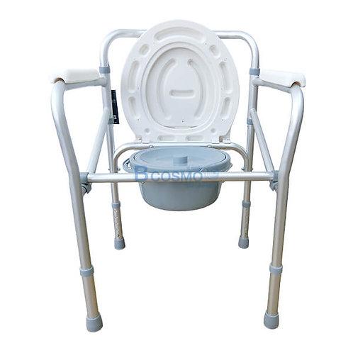 เก้าอี้นั่งถ่ายพับปรับได้ 616L, 894L