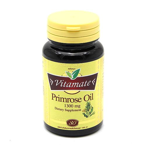 VITAMATE Primrose Oil 1300 mg.