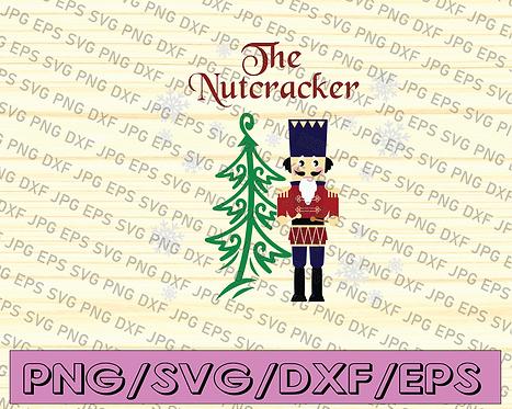 The nuteracker svg, dxf,eps,png, Digital Download