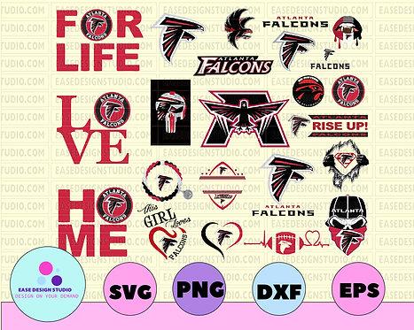 Atlanta Falcons, Atlanta Falcons svg, Atlanta Falcons logo,NFL TEAM