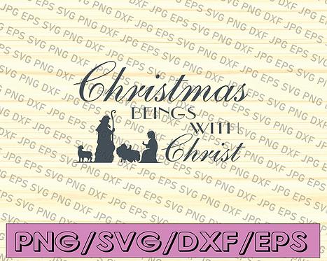 Merry Christmas SVG / Christmas Tree SVG / Christmas SVG / Christmas Shirt Svg