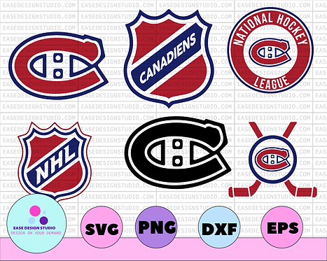 Montreal Canadiens Svg, Canadiens Svg, NHL svg, hockey cricut, Download - NHL