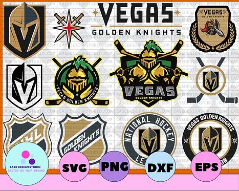 Vegas Golden Knights Svg, Golden Knights Svg, NHL svg, hockey cricut, NHL