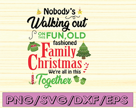 Nobody's Walking Out On This Fun, Old-Fashioned Family Christmas National Lampoo