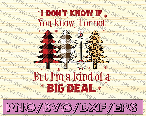 I don't know if you know it or not but I'm a kind of a big deal svg, dxf,eps,png