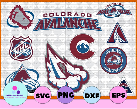 Colorado Avalanche Svg, Avalanche Svg, NHL svg, hockey cricut, Download - NHLi