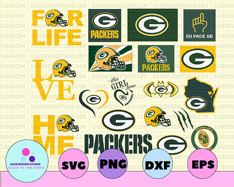 Green bay packers, Green bay packers svg, Green bay packers clipart, NFL TEAM