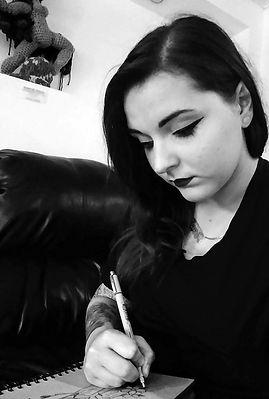 Devon-Desanto-DLG-Tattoo-Artist-Tattooer-Pennsylvania-painter