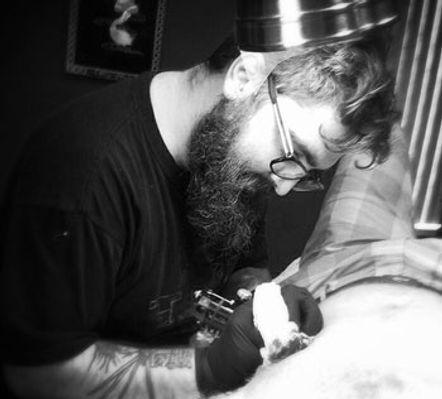 Mike-Kelly-DLG-Tattoo-Artist-Tattooer-Pennsylvania-painter