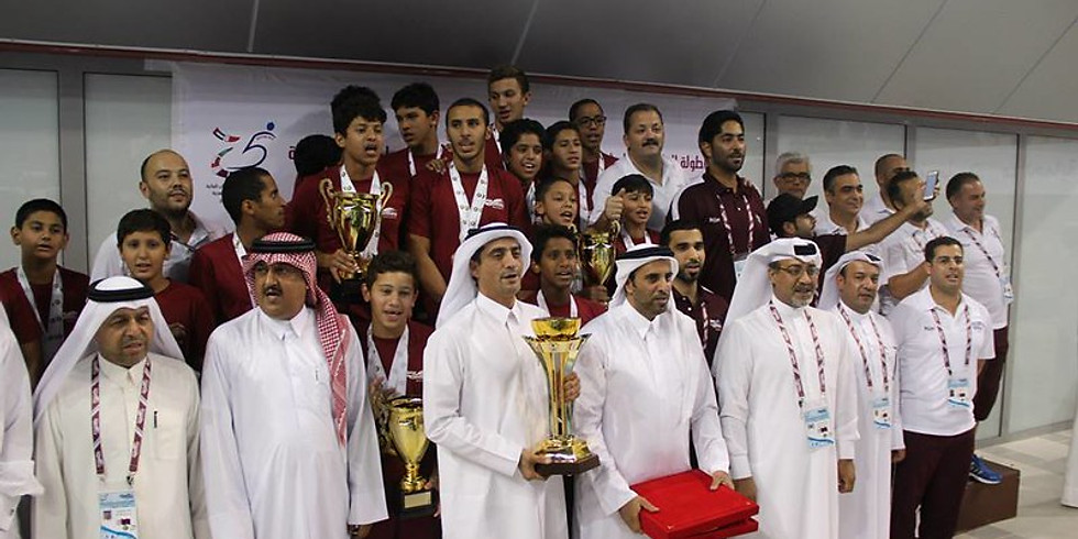 البطولة الثامنة والعشرون للألعاب المائية بمجلس التعاون لدول الخليج العربية