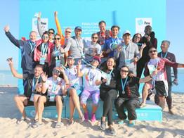 Doha Open Water Challenge 2020 a huge success