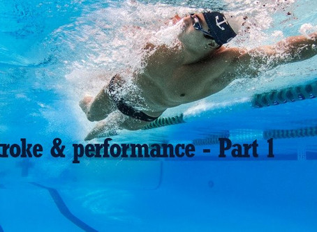 Freestyle Stroke & performance: Part 1