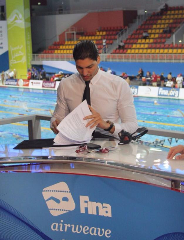 Fina Swimming World Cup 2016
