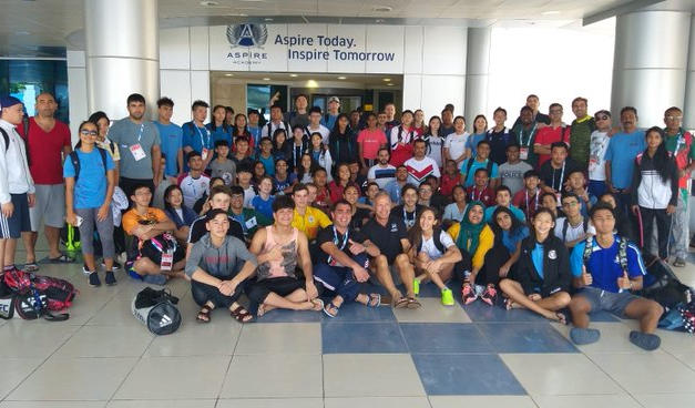 Asian Youth Camp