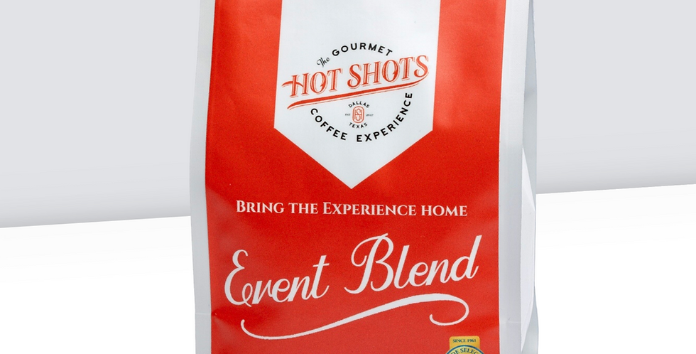 Hot Shots Event Blend 12oz Coffee