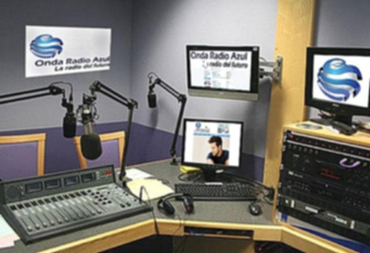 Estudio Onda Radio Azul