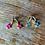 Thumbnail: Mini Hoops Esmaltados
