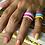 Thumbnail: Enamel Colors Rings