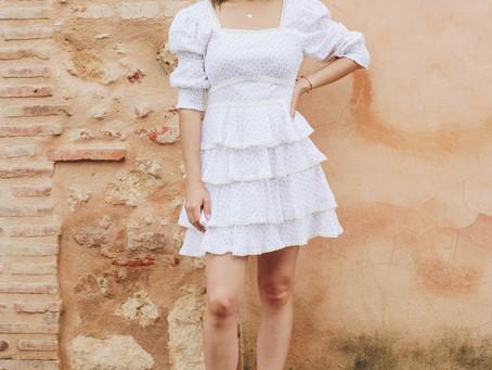 Tu tour del vestido blanco. ¿Te animas?